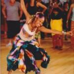 Teresa Dancing